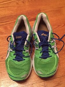 Men's Asics Running Shoes Peterborough Peterborough Area image 1