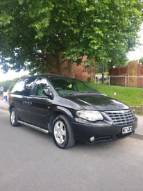 image for 2007 chrysler grand voyager automatic 2.8crd 7 seater
