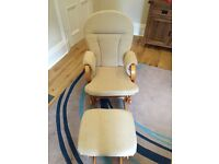 John Lewis nursing/rocking chair