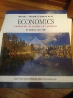 Economics text book