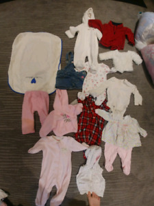 150 piece clothes lot