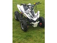 XTM 50cc children's quad - 2016 model