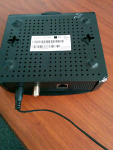 Thomson DCM475 cable modem