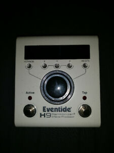 Eventide H9 Harmonizer and Effects Stompbox Pedal