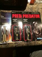 Reaction action figures