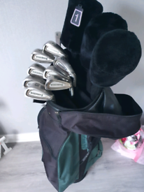 Golf set ladies / womens clubs drivers bag etc