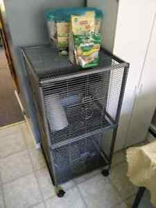 Pet Rodent Cage
