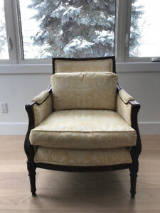 Accent Chair - upholster for modern farmhouse