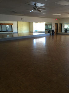 Commercial Dance Studio space for rent