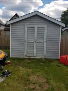 10x12 shed
