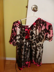 Large Maternity tops and bottom