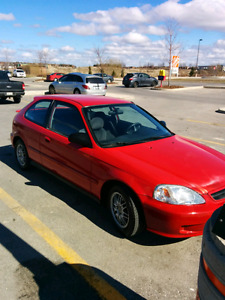 2000 Honda Civic DX