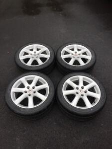 Acura tsx wheels 17 inch 5x114.3