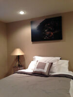 BnB - ATTRACTIVE SUITE WITH PRIVATE BATHROOM