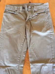 AE Jeans (Men's size 28/30) Slim fit (Taupe colour)