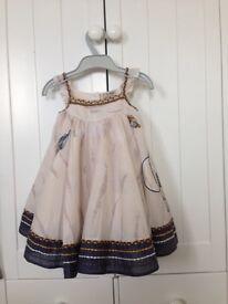 Next 9-12 month pretty dress