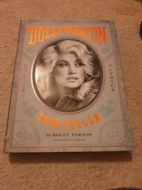 Dolly Parton book, My Life In Lyrics, Songteller, brand new