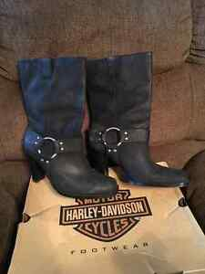 Harley Davidson Boots. Firm on price.