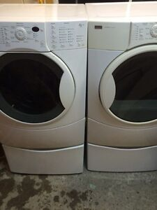 KENMORE HE3 Plus Laveuse Secheuse Frontale Washer Dryer
