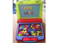 Magnetic Letter Board and Carry Handle