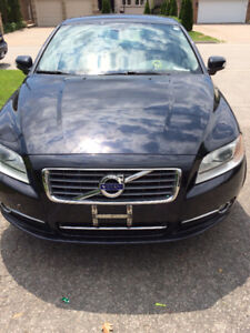 volvo S80 T6 navigation AWD turbocharger