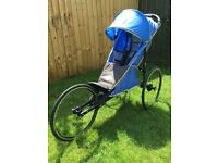 Baby jogger performance running buggy