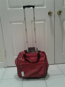 Rolling travel case