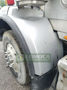 2011 Kenworth T800 fender extensions