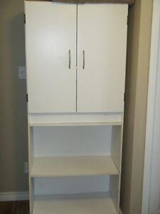 Wardrobe & Matching Shelf Unit