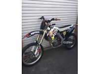09 RMZ 250 road legal crf Ktm kxf yzf drz Enduro motocross supermoto