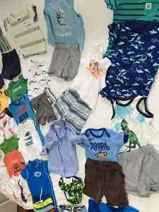 37pieces used BOYS SUMMER CLOTHES 18MONTHS EXCELLENT CONDITION Kitchener / Waterloo Kitchener Area image 5