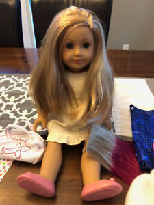 American Girl Doll - Isabelle