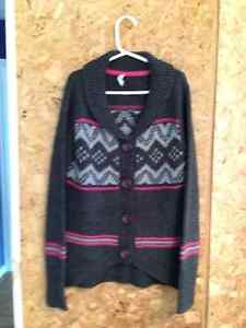 Veste lainage 11-12 ans 418-590-2044