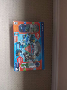 brand new condition skylander trap team ps4 edition