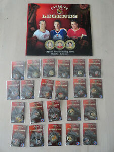 Hockey Medallion Collection