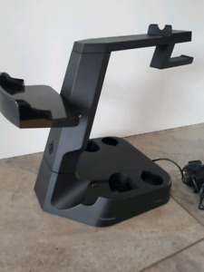 Support ps vr et chargeur manettes + ps move