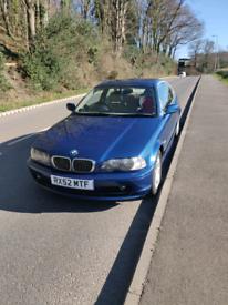 2002 BMW 320Ci LOW MILES