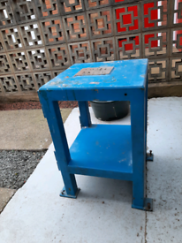 Steel Machine mounting table