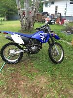 2010 Ttr 230 very good condition