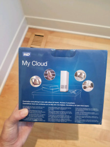 WD My Cloud 4TB Brand New