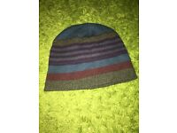 Boy's beanie hat, teenager or adult