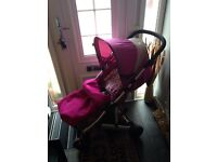 Mamas & Papas Luna pushchair