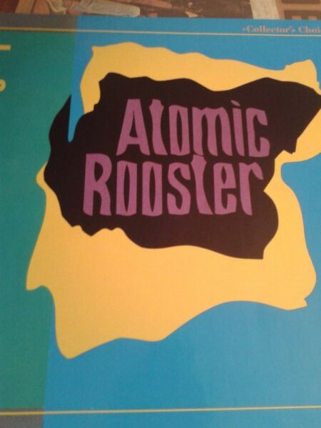 Atomic Rooster- Best of, lp