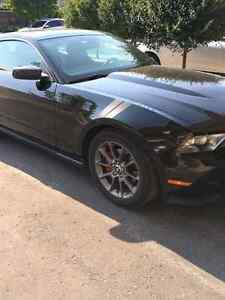 2012 Ford Mustang Club Of America Edition Coupe