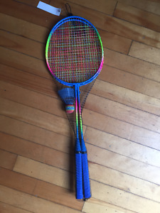 Badminton Set - new with tag!