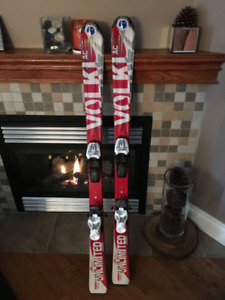 Youth Downhill Skis