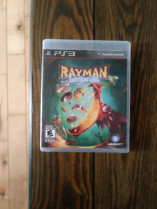 Raymond legends for PS3