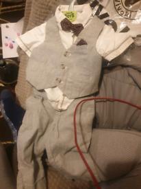 6-9 months suit