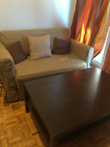 HAGALUND sofa bed-moving sale