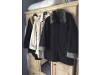 3 Ladies Jackets (PRICE IS FOR ALL 3 BUT I WILL SELL SEPARATELY)